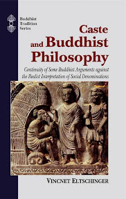 [Eltschinger: Caste and Buddhist Philosophy, 2012]