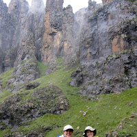 Drakensberg Mountains hike