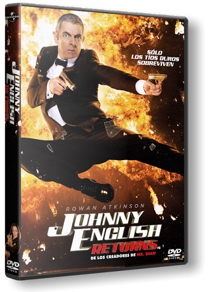 Johnny English Returns 2011 [DVD5/PAL] [ESP/ING/CAT] [Comedia]