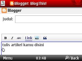 isi artikel