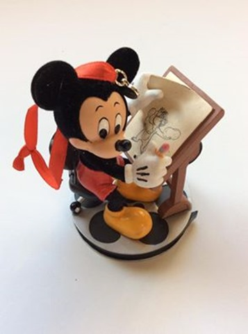 micky mouse ornament