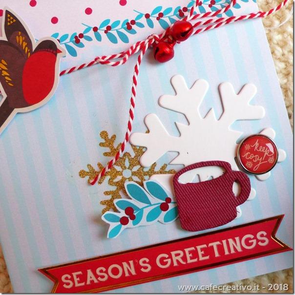 Hot Cocoa Gift Package - Confezione Porta-Cioccolata Calda