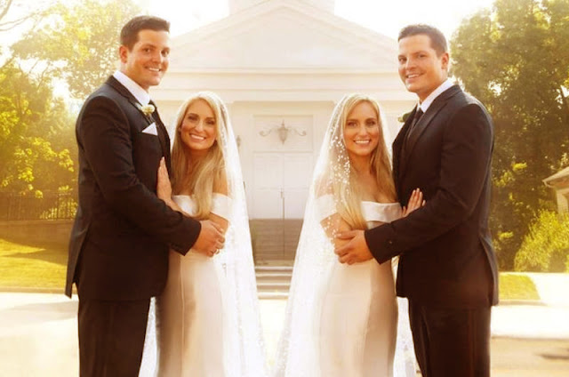 Twin Sisters Married Twin Brothers, But No One Expected To Learn About Their Children,your health, harbouchanews