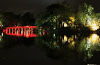 Red Bridge over Hoan Kiem Lake, Hanoi
