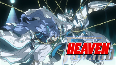 CardFight! Vanguard G - EP31