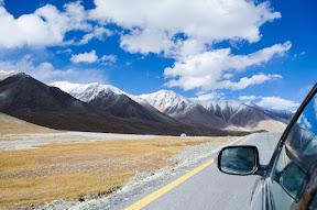 Near Khunjrab pass bordere