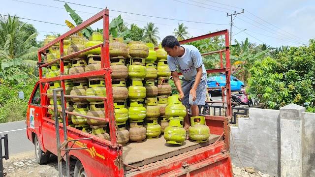 Perkuat Ketersediaan LPG di Masyarakat, Pertamina Kembali Gelar Operasi Pasar