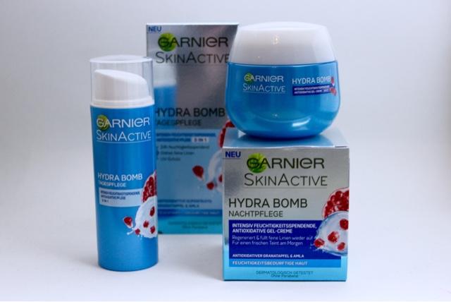 Garnier SkinActive Hydra Bomb Tages- und Nachtpflege