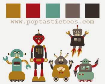 robots by cynthia bauzon arre