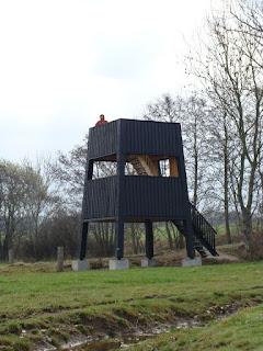 Fugleudkigstårn, Mengvej, Hejlsminde, 6094 Hejls ©ole.futtrup@live.dk