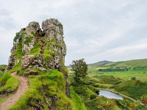 Faerie Castle Skye