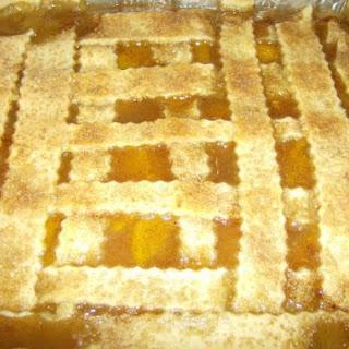 Peach Cobbler With Pie Crust Recipes.