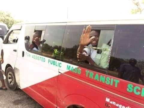 59 Almajiris who sneaked into Benue State transported back to their home states.