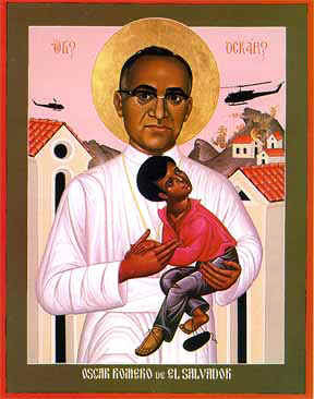 Bishop Oscar Romero: the political dimension of opting for the poor
