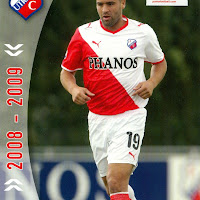 FCU Spelerskaarten 2008-09