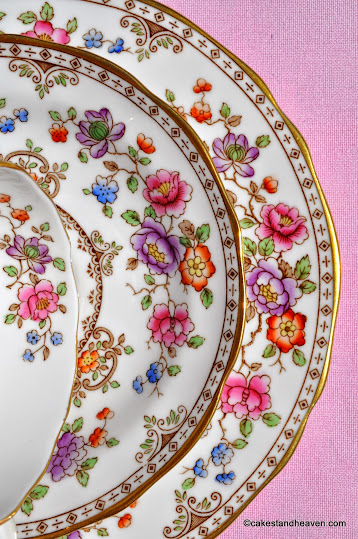 Spode Lauriston Pattern