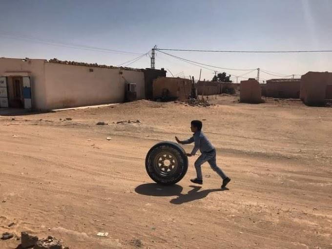 Covid-19: Pobreza y vulneración de los derechos en la infancia de los niños saharauis