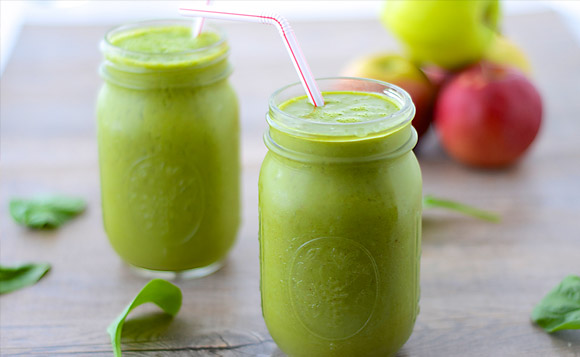 2 Resep Smoothies Apel