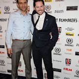 OIC - ENTSIMAGES.COM - Rez Kempton and Martin Delaney at the Independent Filmmakers Ball a charity event in aid in The British independent Film Trust London 29th April 2015  Photo Mobis Photos/OIC 0203 174 1069
