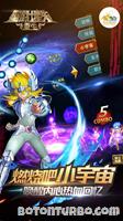 """Nuevo juego de los Caballeros del Zodiaco: """"Saint Seiya Reborn"""""""