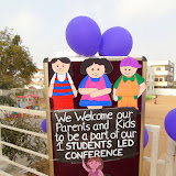 Student Led Conference (SLC) on 28/02/2015