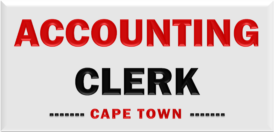 ACCOUNTING CLERK (CAPE TOWN)