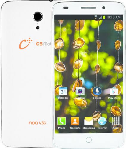 C5 Noa 4.5G Özellikleri