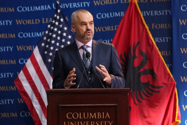 Edi Rama's Albania and Bushati-gate