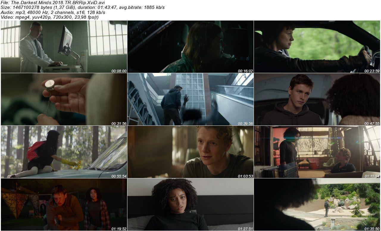 Karanlık Zihinler 2018 - 1080p 720p 480p - Türkçe Dublaj Tek Link indir