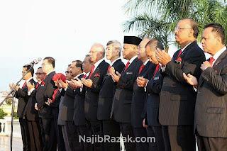 Teks Ucapan Najib Razak