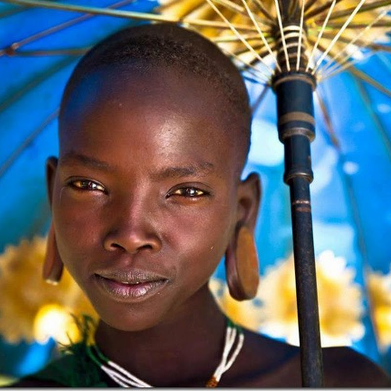 Fotografías mujeres etíopes