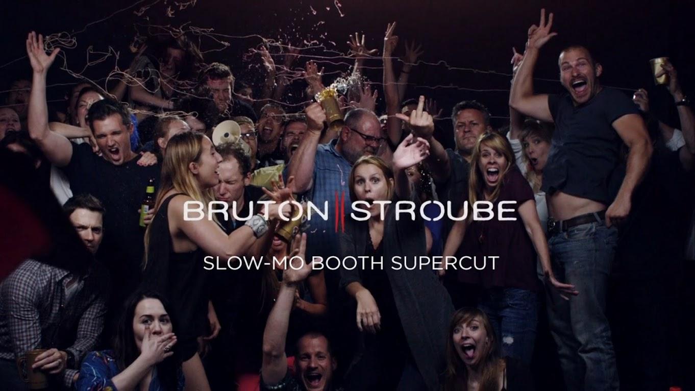*BRUTON STROUBE派對狂歡慢速影片:Slo-mo Booth Supercut! 1