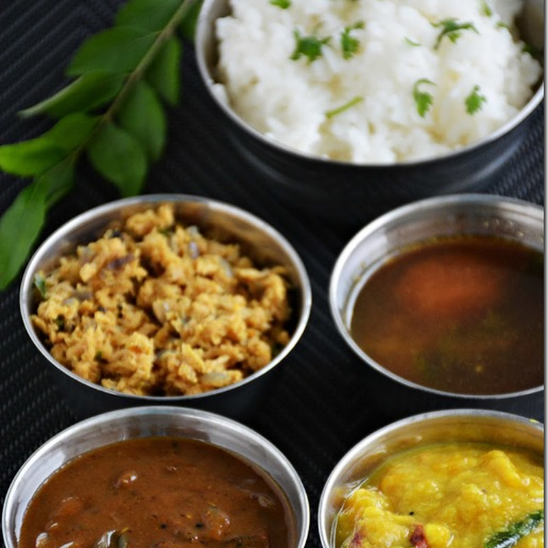 7s meals series-12 (South Indian Lunch)
