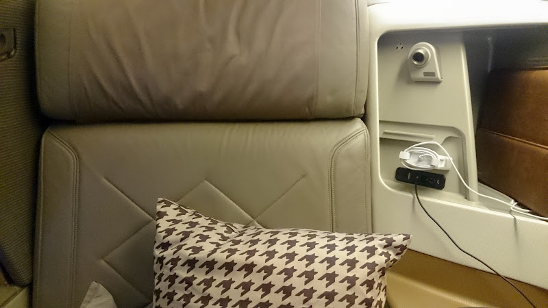 LHR SIN 10 - REVIEW - Singapore Airlines : Business Class - London to Singapore (B77WN)