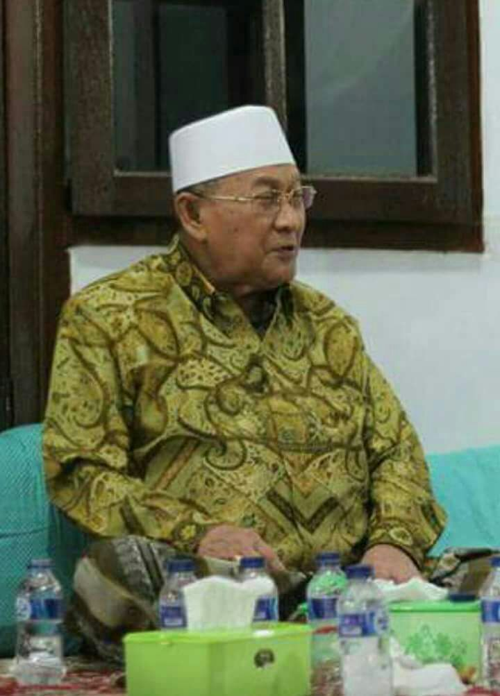 Innalillahi, Berpulang ke Rahmatullah KH. Amin Siradj Gedongan, Cirebon