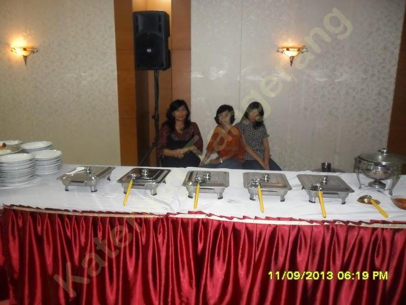 Katering Perkawinan, Lippo Karawaci, Tangerang