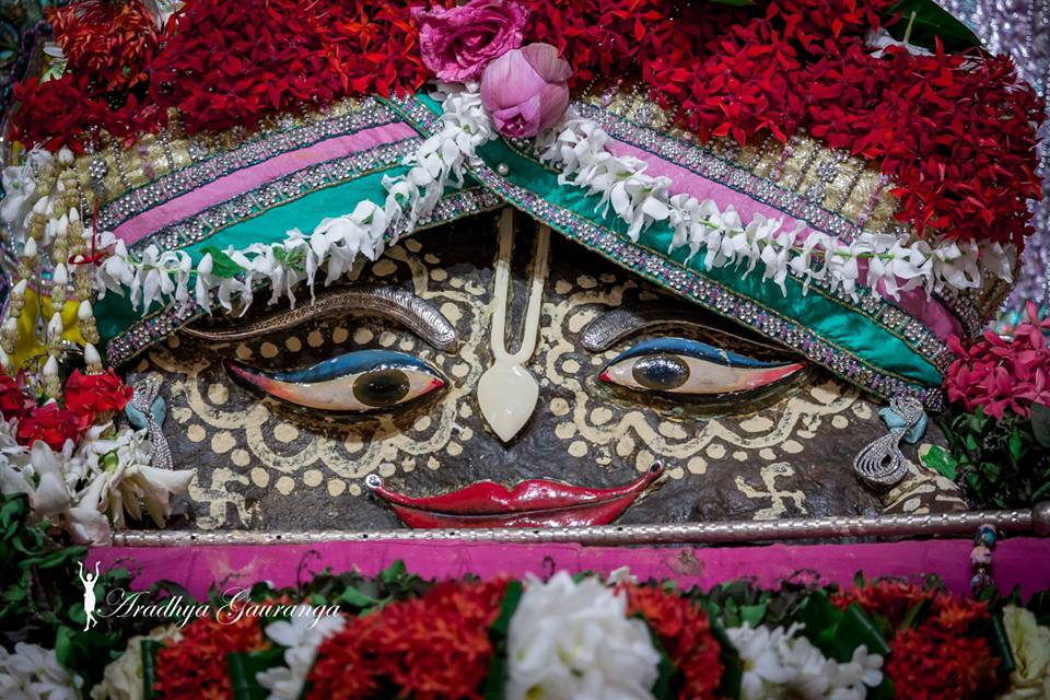 ISKCON Mayapur  Deity Darshan 22 July 2016 (46)