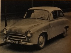 Syrena 1960