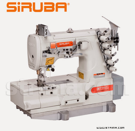 Advanced Sewing TechnologiesUSA Used Siruba Sewing Machines Used Fascinating Pegasus Flatlock Sewing Machine