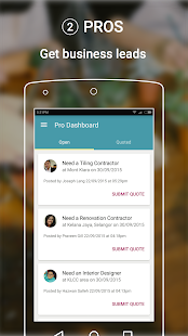 RecomN : Hire Service Pros- screenshot thumbnail