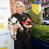 WWW.ENTSIMAGES.COM -    Brix Smith-Start  arriving at       A Date With Your Dog in Honour of Clarissa Baldwin OBE at George Club, London September 9th 2014Celebrities attending The Dog's Trust party in honour of their chief exec Baldwin.                                                 Photo Mobis Photos/OIC 0203 174 1069