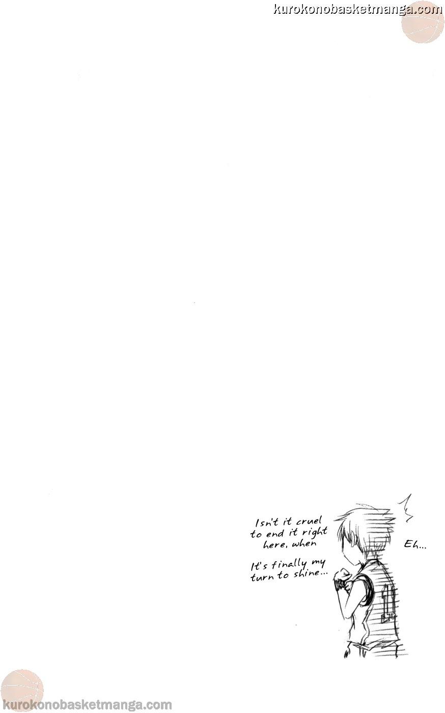 Kuroko no Basket Manga Chapter 89 - Image 20