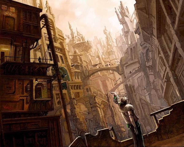 Inside The Castle, Magical Landscapes 1