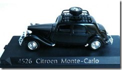 4526 Citroën Traction 15 CV Monte-Carlo 19524