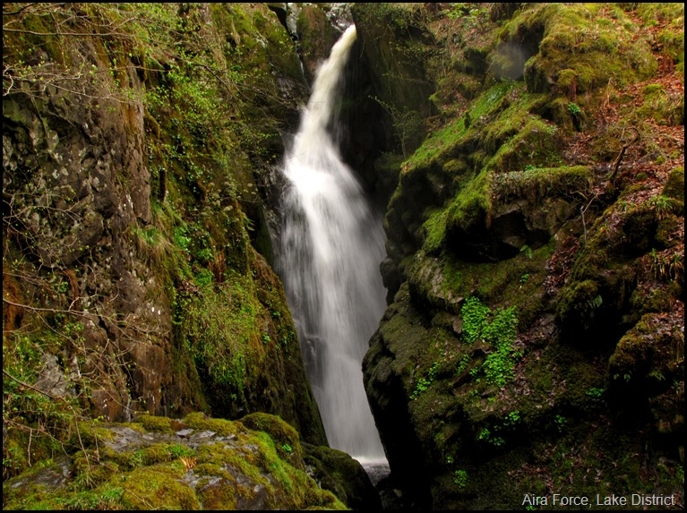Aira Force, Lake District