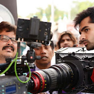Shivam Movie Working Stills