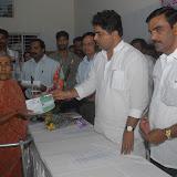 Ration Card Distribution @ Chikkalsandra 21-11-2012
