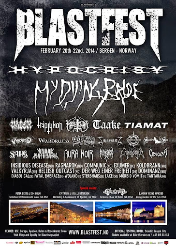 affiche Blastfest 2014