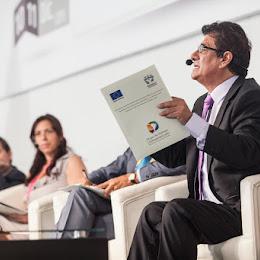 Transparencia y diálogo en las IIEE en AL. 1ER día. 1er y 2do panel.