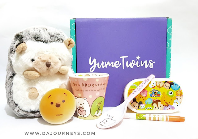 [Unboxing] YumeTwins February 2018: Pretty Picnic